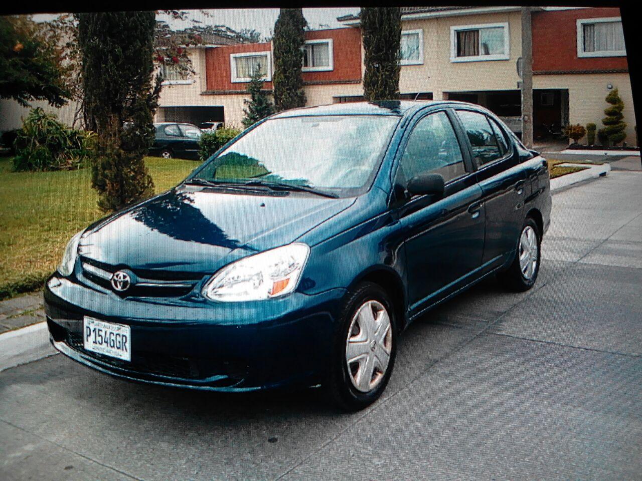 Usados toyota echo 2003 autom tico motor 1500 carros for Espaillat motors vehiculos usados