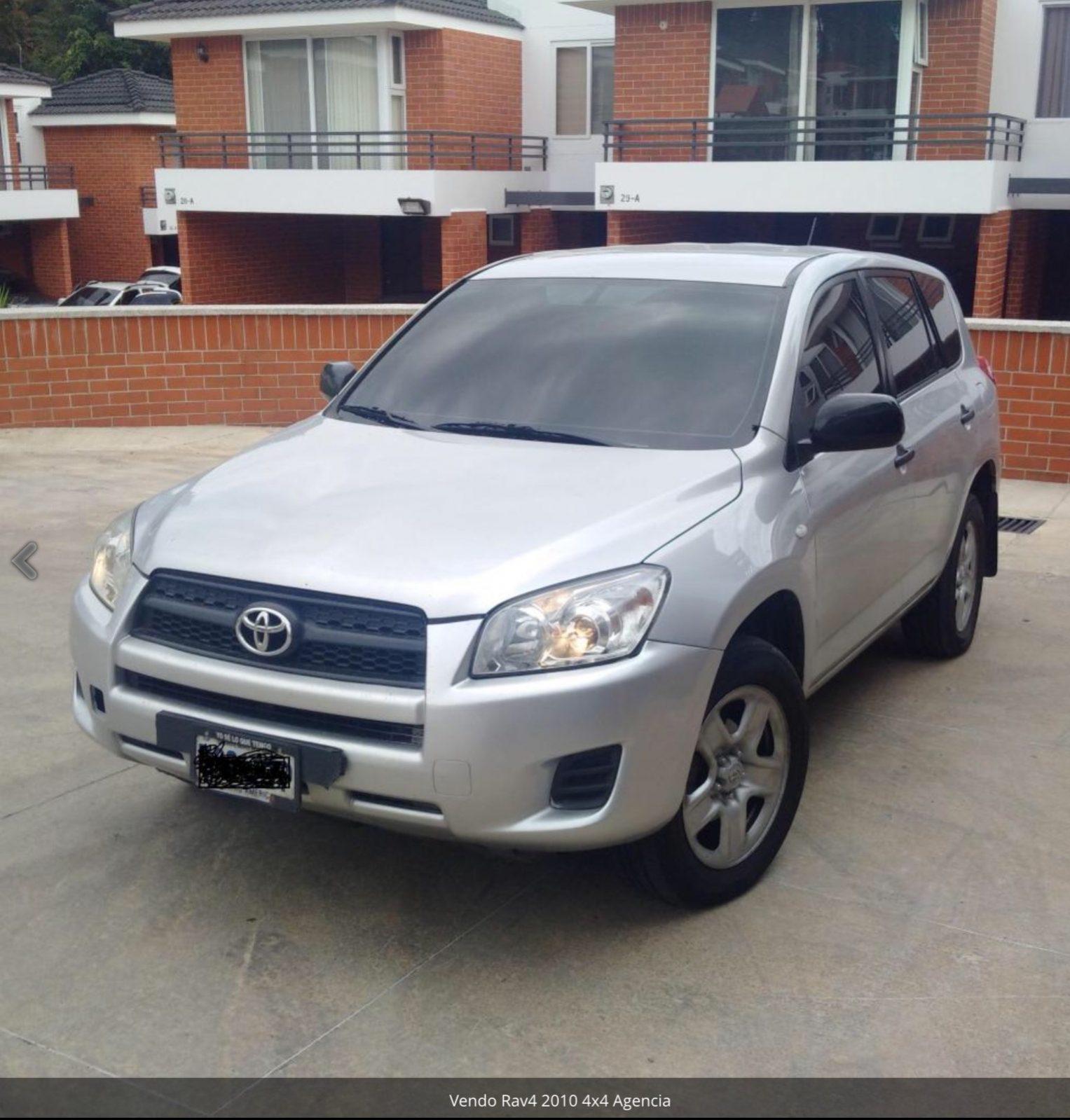 Usados: Toyota Rav4 2010 de agencia en excelente condición ...
