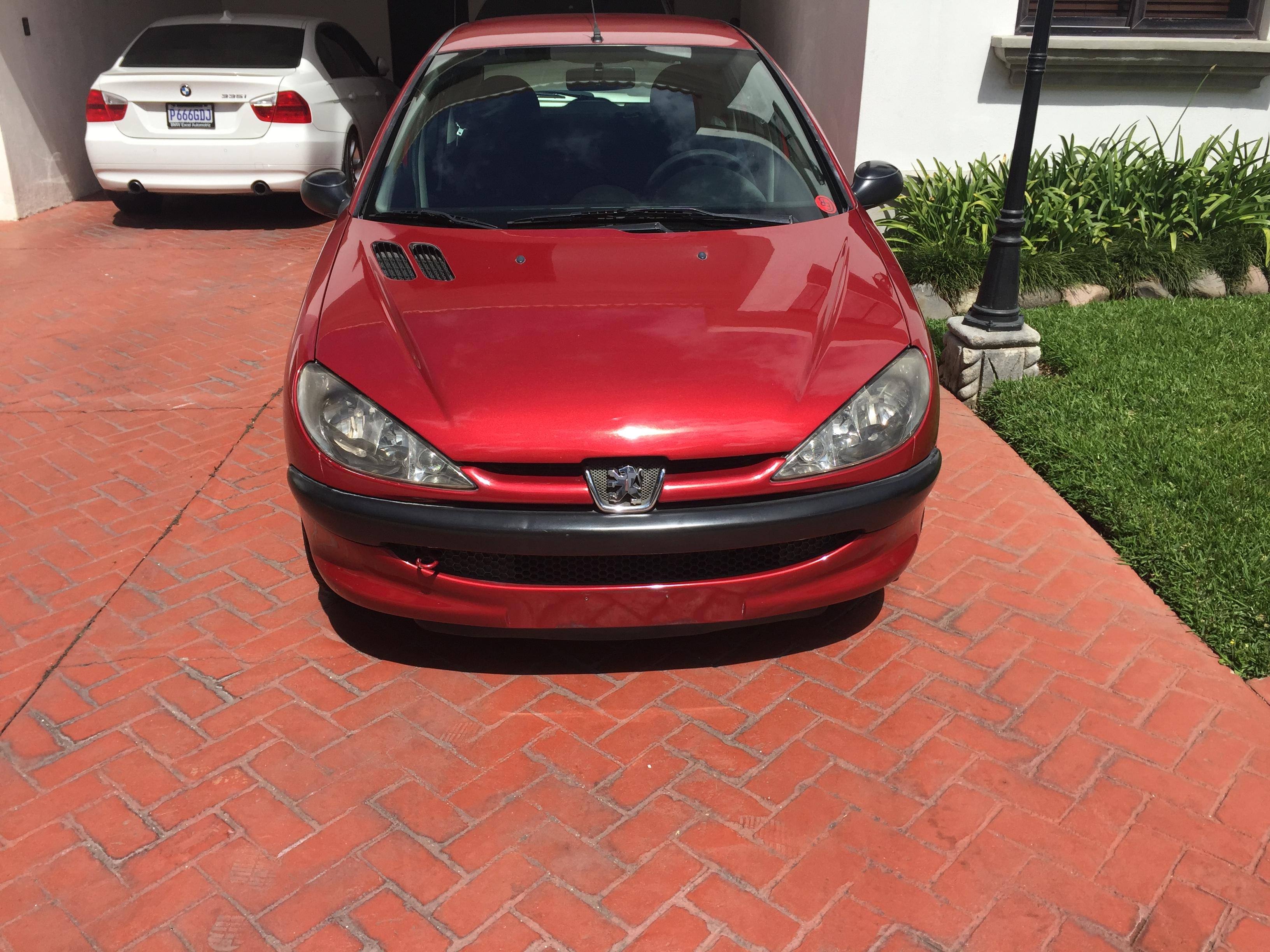 Usados: Peugeot 206 2004 en Guatemala, nunca chocado ...