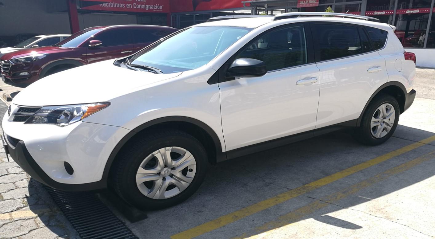 Usados: Toyota Rav4 2014 4x4 en Guatemala City - Carros ...
