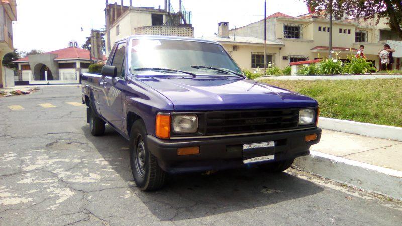 Usados: Toyota Pickup 1988 en Quetzaltenango - Carros ...