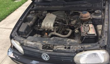 Usados: Volkswagen Cabrio 1998 en Guatemala full