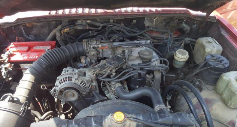 Usados: Dodge Raider 1989 en Escuintla, Guatemala full