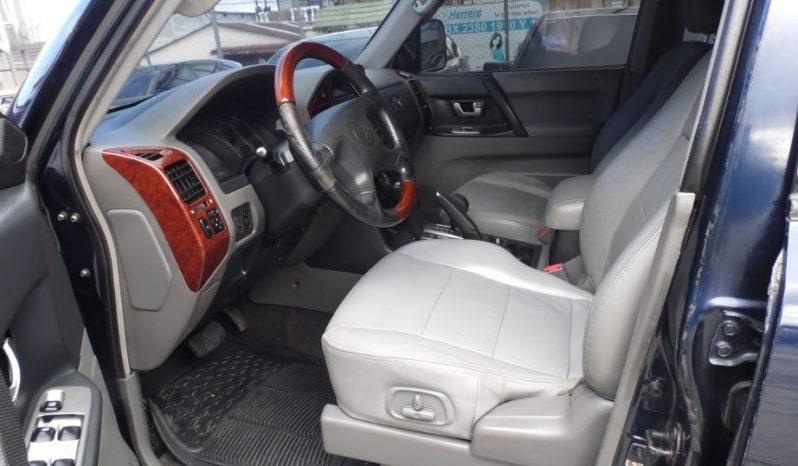 Usados: Mitsubishi Montero 2004 en Guatemala full