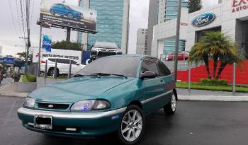 Ford Aspire 1995 usado ubicado en Guatemala Algunas esxtras ,tacometro,extinguidor, aros rin 15,mofle ,radio pioneer bluetooth aux usb.y cuatro bocinas pioneer.